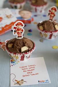 Backen Mit Kinderschokolade : rezept f r leckere muffins mit ferrero kinder schokolade ~ Frokenaadalensverden.com Haus und Dekorationen