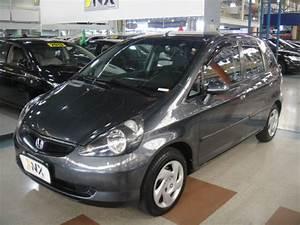 Honda Fit 1 4 Lx 8v Gasolina 4p Manual 2004  2005