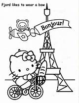 Paris Coloring Pages Tower Eiffel Printable France Drawing Getdrawings Getcolorings Attachments Starmen Rapunzel Colorings sketch template