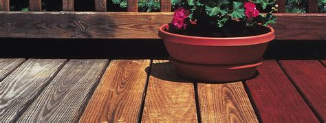 Sherwin Williams Superdeck Stain by Planning To Stain Or Paint A Deck Tips From Sherwin Williams
