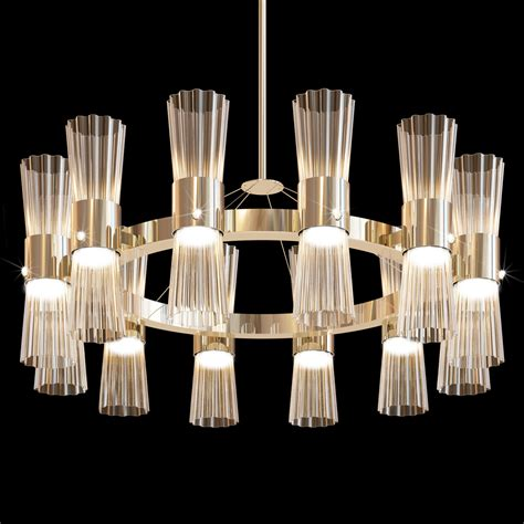 silver leaf finish modern gold leaf murano glass chandelier juliettes interiors