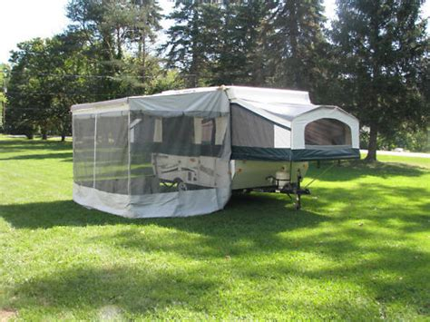 New A&e Trimline Zipper Add-a-room For 9' Pop Up Awning