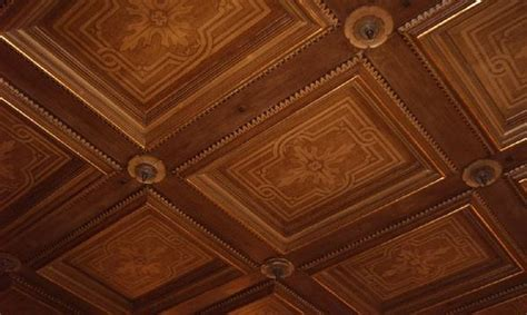 Types Of Ceiling Lights by The Beauty And Advantages Of Coffered Ceilings In Home Design