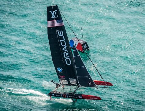 Oracle Boat by What I Learned Sailing With Oracle Team Usa Bremont