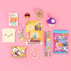 www edible kawaii box july 2015 kawaii box