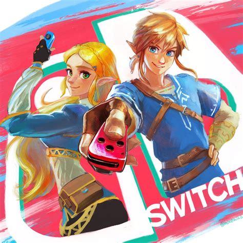 Legend Of Zelda Nintendo Switch Artist Unknown Legend