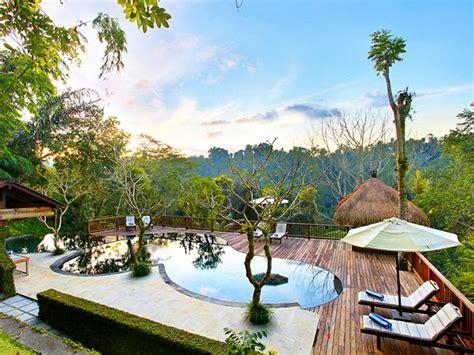 nandini bali jungle resort  spa ubud paket honeymoon