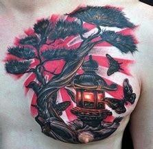 bonsai tree tattoos  cultural  diverse meanings