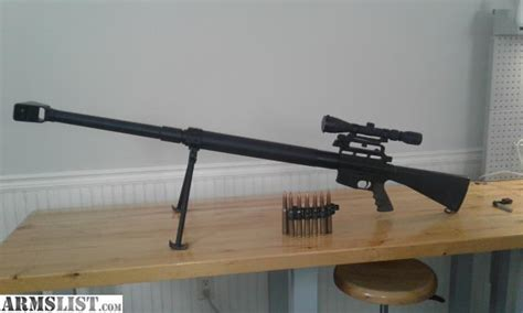 50 Bmg For Ar 15 For Sale by Armslist For Sale 50 Cal Watson Ar 15