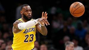 LeBron James as Lakers point guard? 'No imminent plan ...