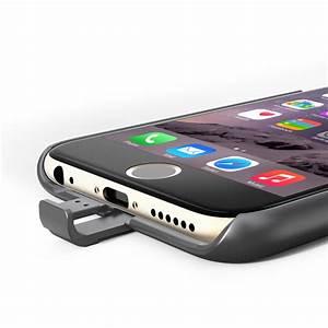 Iphone 7 Induktion : iphone 6 plus qi slim fit cover mat sort s lger kvalitetstilbeh r til apple ~ Eleganceandgraceweddings.com Haus und Dekorationen