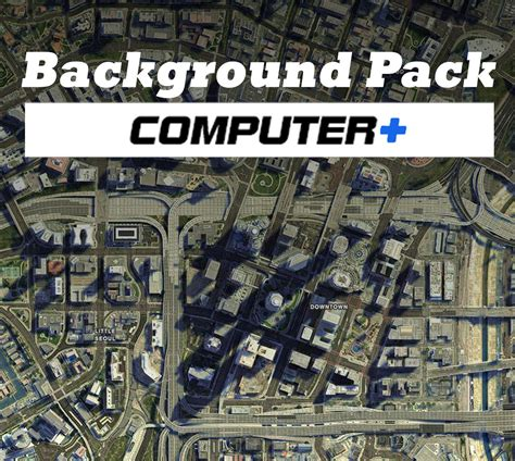 Background Pack Computer+