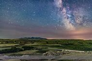 Image of Milky Way Sky River