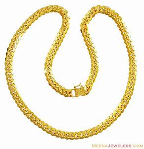 Gold: Indian Gold Heavy Necklace