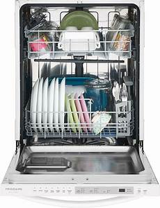 Frigidaire Fgid2476sw Fully Integrated Dishwasher With