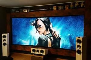 Heimkino Einrichten Lassen : cinemascope projektion auf eine 21 9 leinwand heimkino ~ Michelbontemps.com Haus und Dekorationen