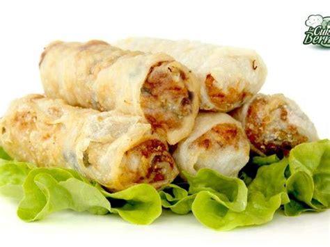 bernard cuisine recettes de nems de la cuisine de bernard