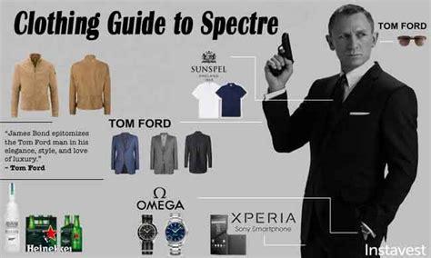 Evolution of James Bond Suits - Spectre Costume Guide