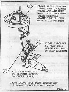Ford F1 Carburetor Rebuilding Instructions