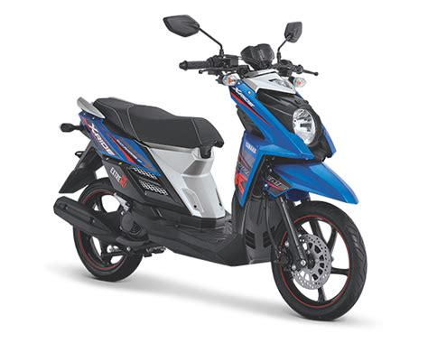 Yamaha Xride 125 Image by Yamaha To Launch X Ride 125 In Indonesia This July