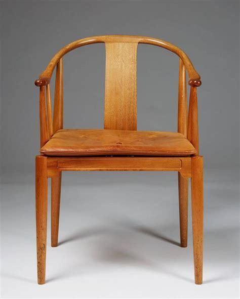 china chair designed by hans j wegner for fritz hansen