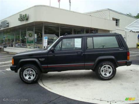 black jeep cherokee 1996 black jeep cherokee sport 4wd 11417341 photo 21