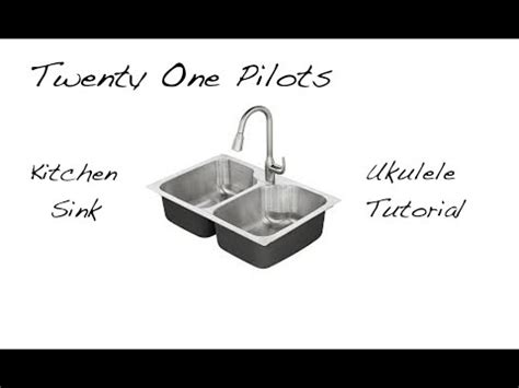 kitchen sink by twenty one pilots kitchen sink by twenty one pilots advanced ukulele 9541