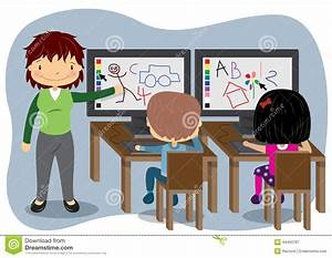 Free Computer Clipart For Teachers – Cliparts