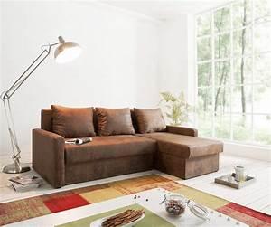 Ecksofa 220 X 160 : ecksofa avondi 225x145 cm braun ottomane variabel m bel sofas ecksofas ~ Markanthonyermac.com Haus und Dekorationen