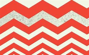 Glitter Candy Cane Chevron Wallpaper | Desktop wallpapers ...