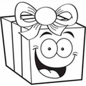 Birthday Present Clip Art Black And White | Clipart Panda ...