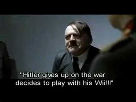 Hitler Movie Meme - adolf hitler gets banned from xbox live youtube