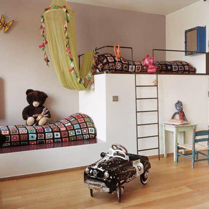 chambre pour deux enfants aménager une chambre pour deux enfants miliboo