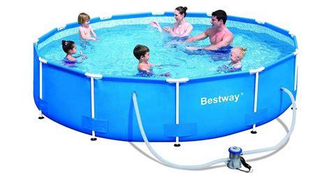 frame pool bestway bestway steel pro frame pool review pools and tubs