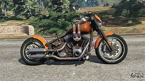 Harley Fat Boy : harley davidson fat boy lo racing bobber v1 2 for gta 5 ~ Medecine-chirurgie-esthetiques.com Avis de Voitures
