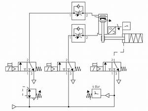 Designing Safe Pneumatic Circuits