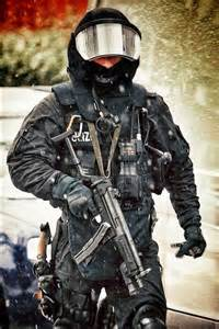 Police SWAT Tactical Gear