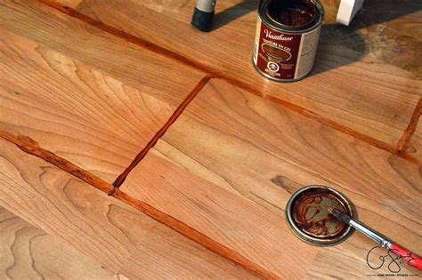 Patch Gaps in Laminate Floors   Madness & Method