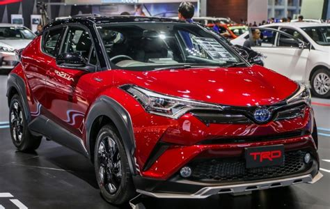 Toyota Malaysia 2020 by 2020 Toyota Chr Review Specs And Changes Engines
