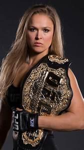Wallpaper Ronda Rousey Rowdy UFC MMA Sport 12834