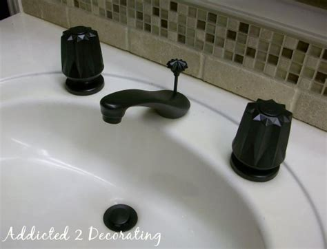can you paint a sink painted bathroom faucets shower enclosure
