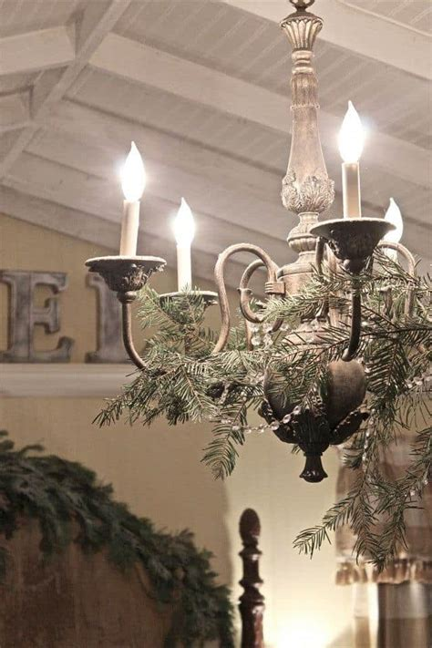 how to decorate a chandelier 17 gorgeous chandeliers for a yuletide home