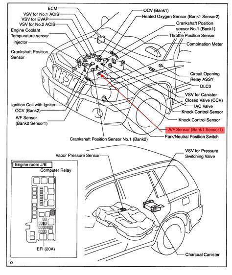 Toyotum Highlander V6 Engine Diagram by 2004 Highlander Engine Diagram Downloaddescargar