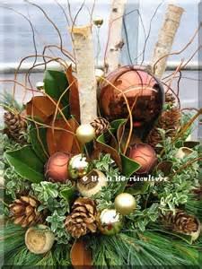 Outdoor Christmas Urn Arrangements