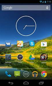 Weather Screen – Soft for Android 2018. Weather Screen ...