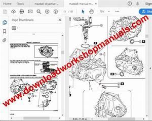 Mazda 6 Workshop Repair Manual