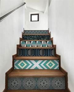 idee peinture escalier renovation escalier la meilleure With good peindre des escaliers en bois 0 peindre un escalier 5 idees qui vont vous inspirer