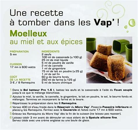 cuisiner avec tupperware recettes avec les ramequins micro vap flexipan et