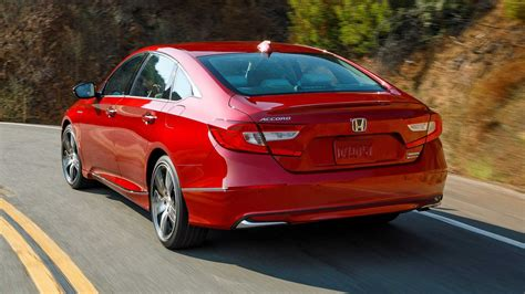 2021 Honda Accord, Refreshed With New Style And Tech ...