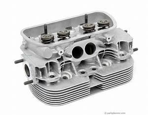 Vw 1600cc Dual Port Cylinder Head